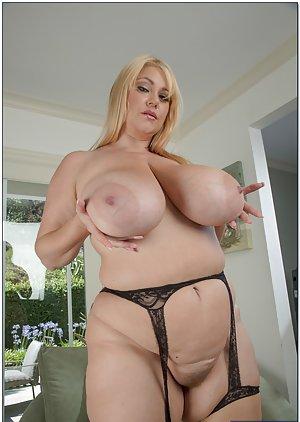 bbw with big tits porn
