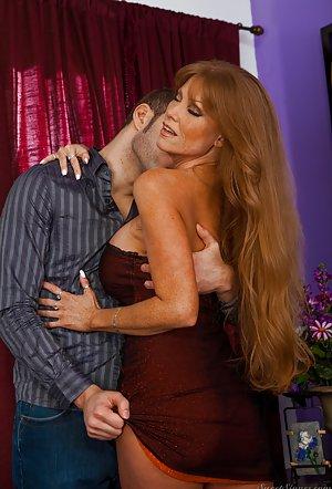 Mom and Boy Porn Pics